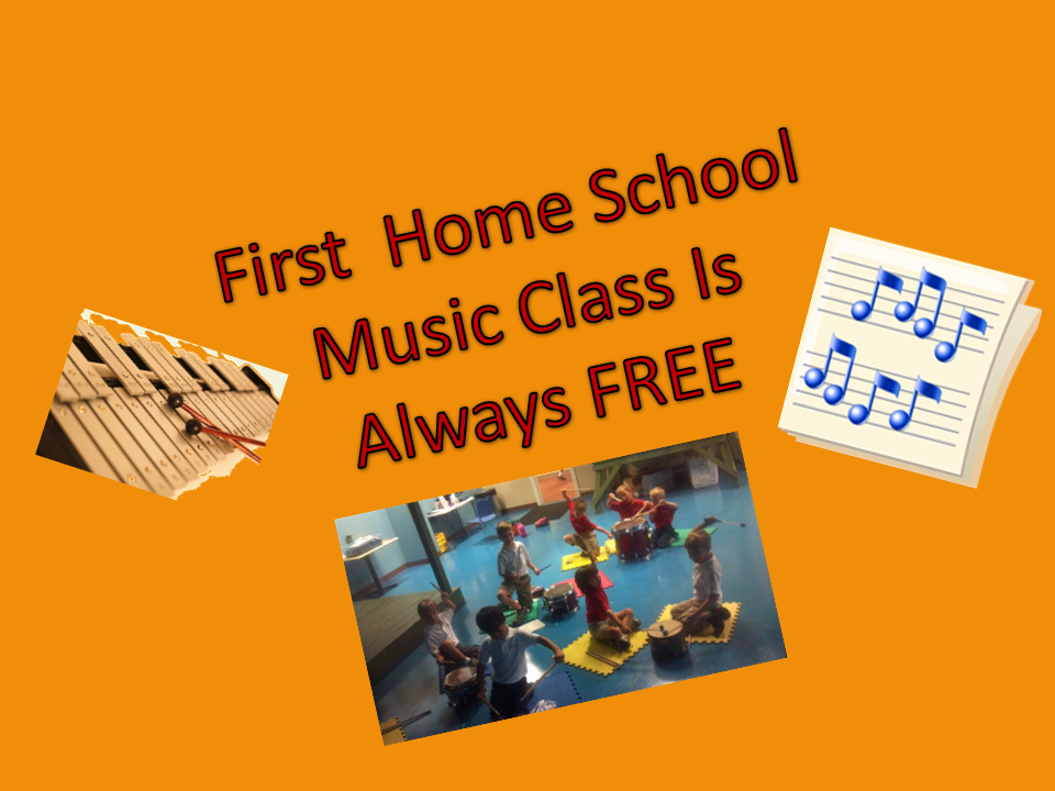 Pastor bob 39 s first home school music class is free for First house music